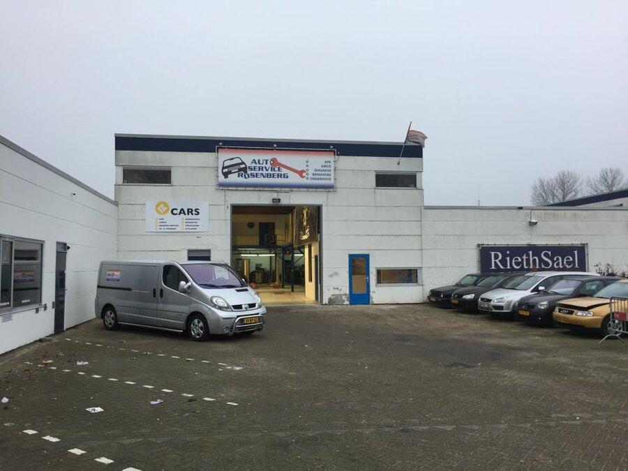 Auto Garage Almere : Auto service rosenberg