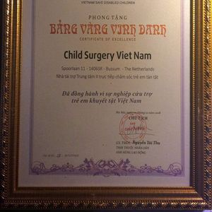 Stichting CHILD SURGERY - Viêt Nam image 3