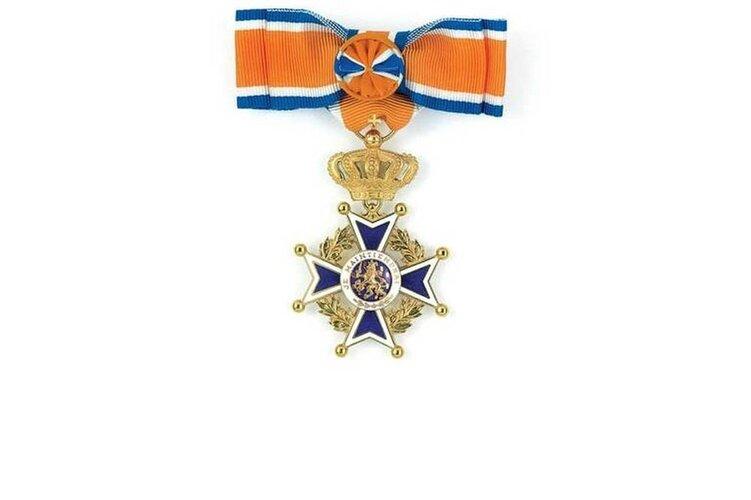 Koninklijke onderscheiding voor de onvoorwaardelijke inzet van Harrie Geertsema