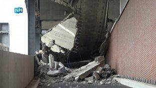 College Zaanstad op het matje geroepen om 'gepruts' bij ingestorte garage Wormerveer