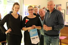 VV Zaanstad onderscheiden met brons voor gezondere sportkantine