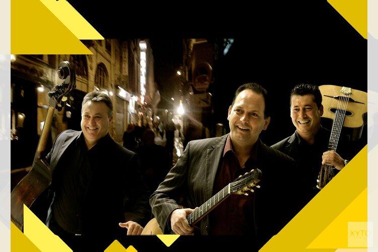 The Rosenberg Trio terug in Zaandam