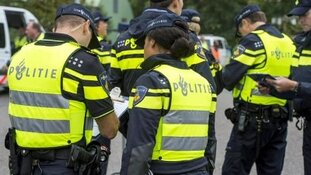 Preventieve controle in centrum van Zaandam