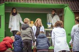 Afval-lab op  2 en 6 februari in Rooswijk
