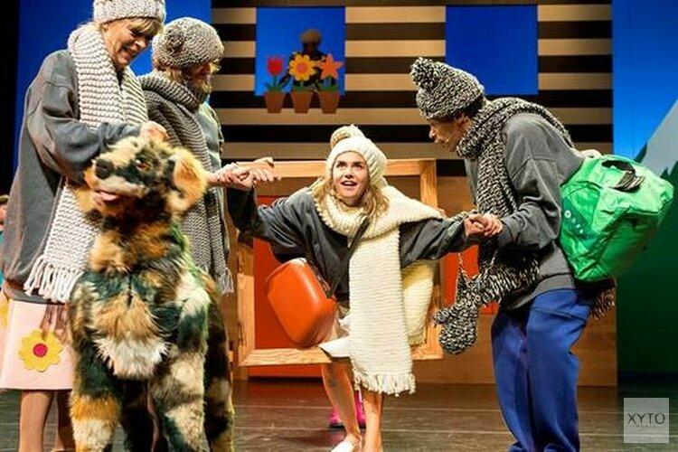 Theaterspektakel voor de hele familie: De Familie van Nielie breekt de tent af