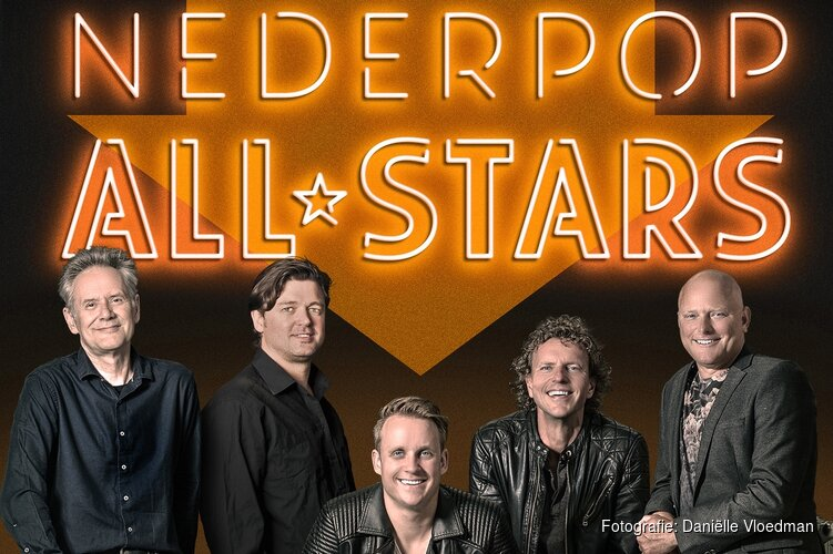 Café Bruizz in Zaandam Pop in je moerstaal: Nederpop All Stars!