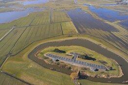 Zondag 10 maart spectaculaire vogelkijkdag bij Fort bij Krommeniedijk