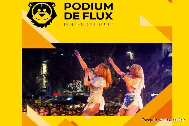 Hommage aan ABBA in Podium de Flux