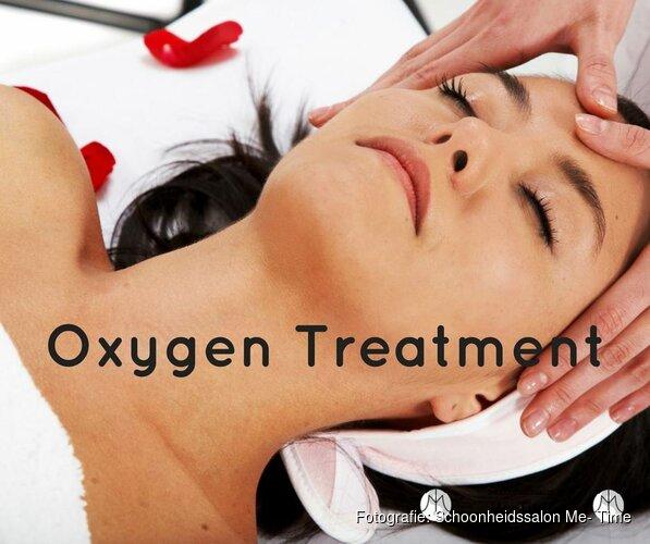 Schoonheidssalon Me- Time heeft een speciale oxygen treatment voor een betere huid