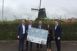 Handtekeningen gezet voor nieuwbouwproject De Zaanse Helden