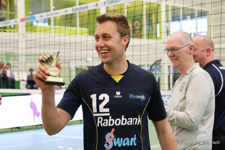 Zaanstad sportiefste team heren-team in de eredivisie