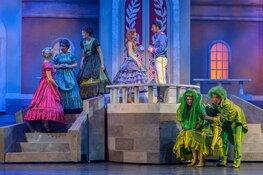 De Kleine Zeemeermin De Musical bij het Zaantheater