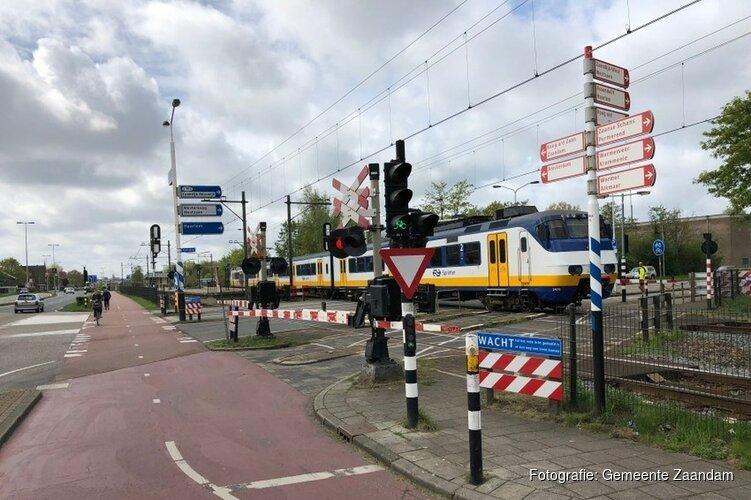 Aanpak verbetering knelpunt spoorwegovergang Guisweg stap dichterbij