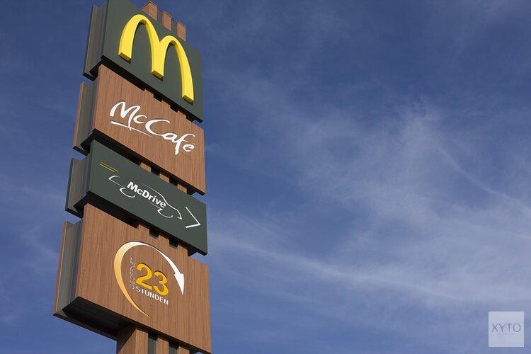 McDonald's restaurant Zaanstad-Zuid introduceert vernieuwde speelhoek:  de Magic Floor