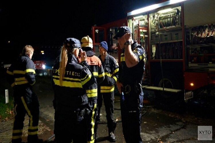 Politie onderzoekt oorzaak autobrand