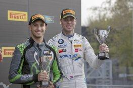 Simon Knap haalt podium bij openingsrace van Europese GT4 kampioenschap in Monza