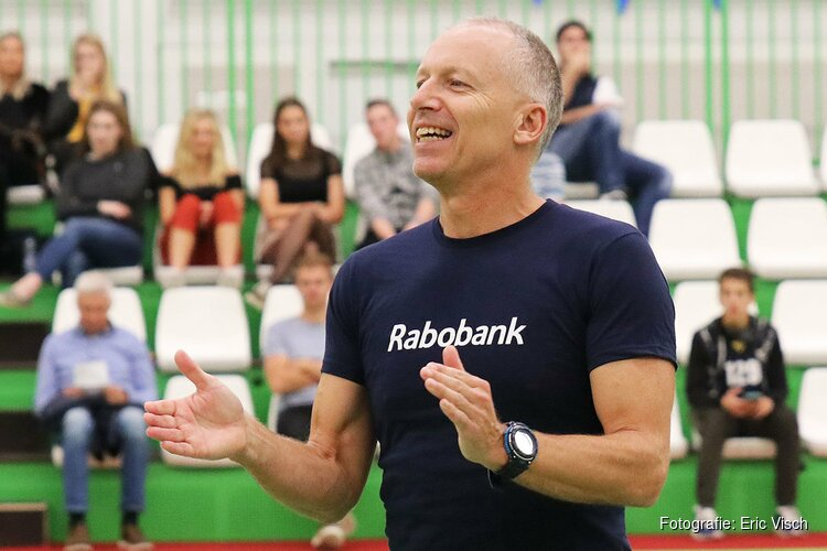 Sandor Rieuwers blijft als trainer/coach van Zaanstad
