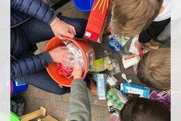 Afval-lab op 4 mei in Westerkoog