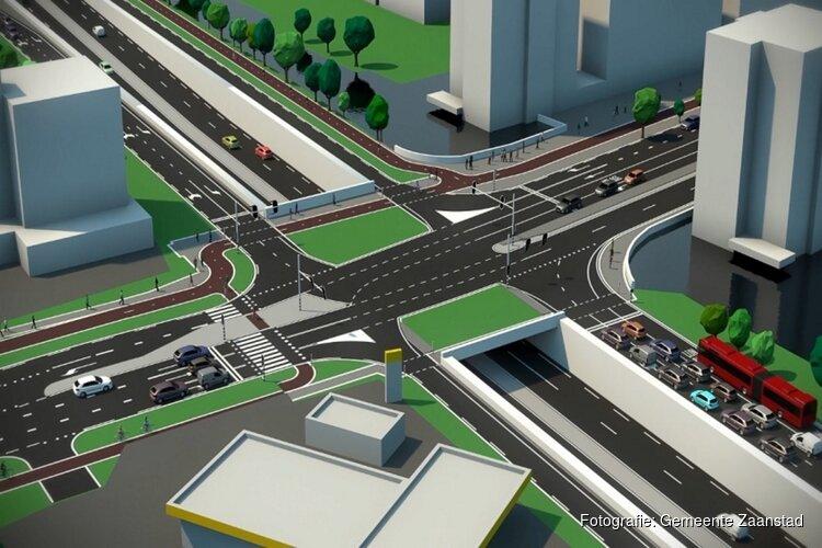 Positieve uitkomst voorkeursalternatief aanpak verkeersdruk Thorbeckeweg
