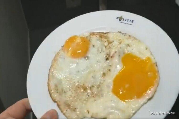 Politie bakt eitje voor ei-gooiende tiener uit Zaandam