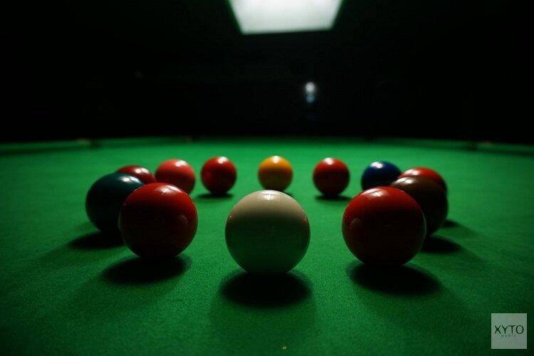 Eerste landstitel Westend in KNBB Eredivisie Snooker