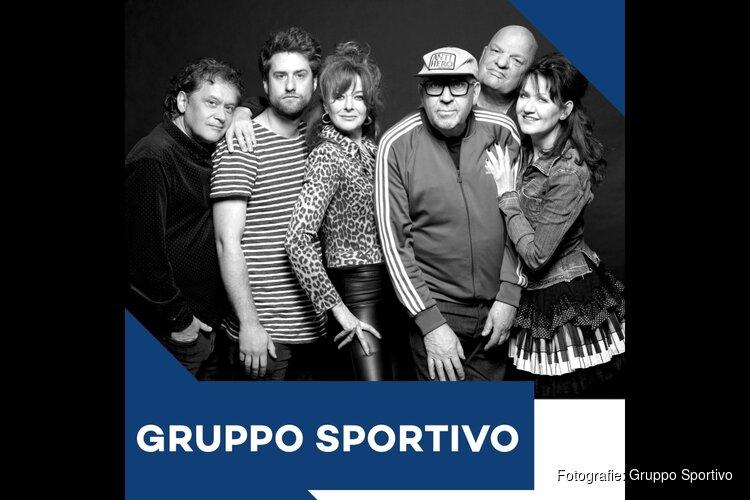 Haagse Popband Gruppo Sportivo komt terug naar Zaandam