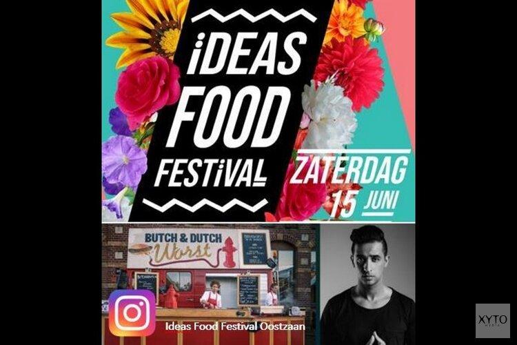 15 juni Ideas & Food Festival voor jongeren in Oostzaan