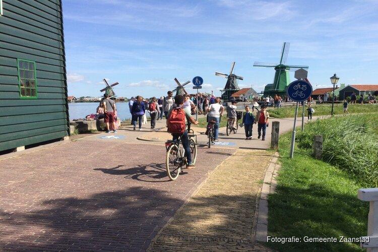 Gemeente neemt maatregelen voor veiligheid op en rond Zaanse Schans