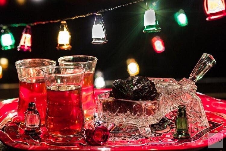Einde van ramadan gevierd met Suikerfeest