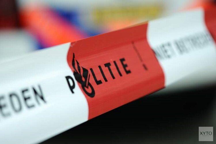 Politie doorzoekt park in Zaandam na moord in Amsterdam