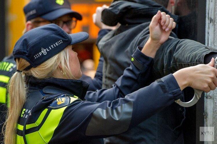 Verlenging preventief fouilleren centrum gemeente Zaanstad