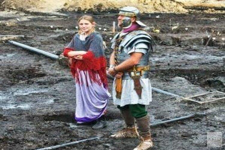 Romeins weekeinde in Fort aan den Ham: presentatie opgravingen gemeente Zaanstad