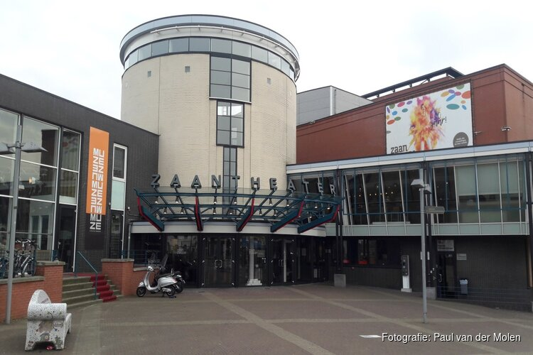 Zomersluiting Zaantheater