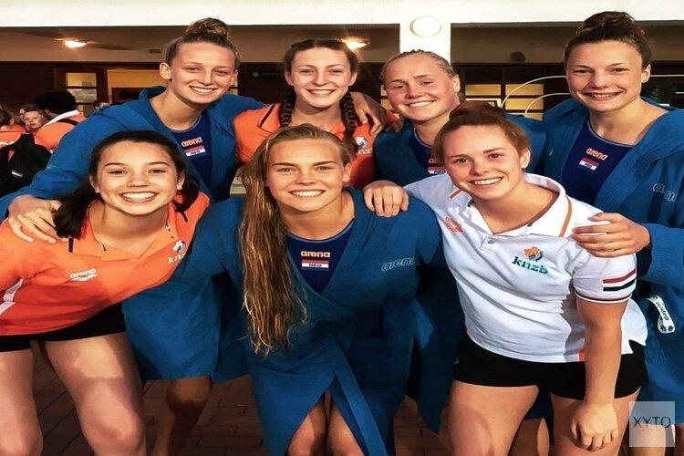 Dames ZV de Zaan op volle sterkte in Olympisch jaar