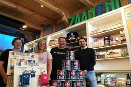 Zaanstore wint twee Zaanse makers
