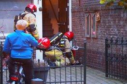 Keukenbrandje in Zaandamse woning