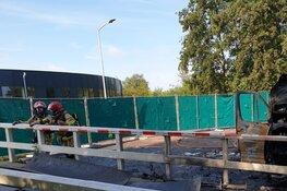 Mogelijk drugsafval uit xtc-lab gedumpt in uitgebrand busje Koog aan de Zaan