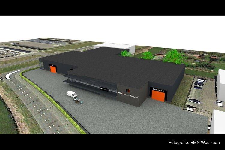 Nieuwbouw BMN op HoogTij, Westzaan