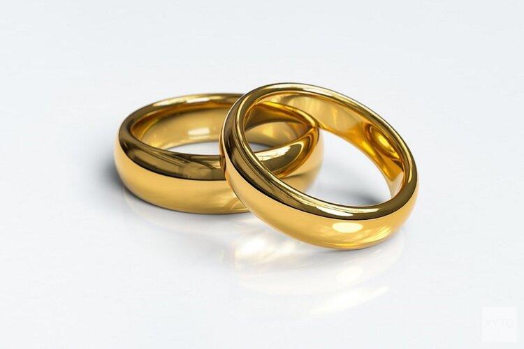 65-jarig huwelijk in Koog aan de Zaan