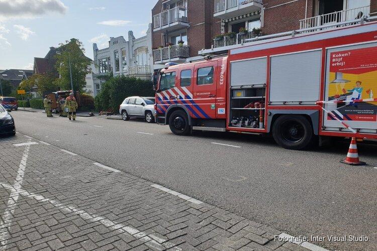 Vinkenstraat in Zaandam afgesloten om gaslek