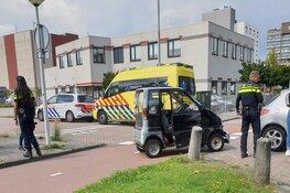 Canta aangereden in Zaandam