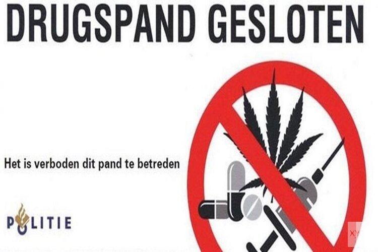 Woning gesloten in Zaandam na drugsvondst