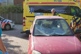 Fietser aangereden in Zaandam