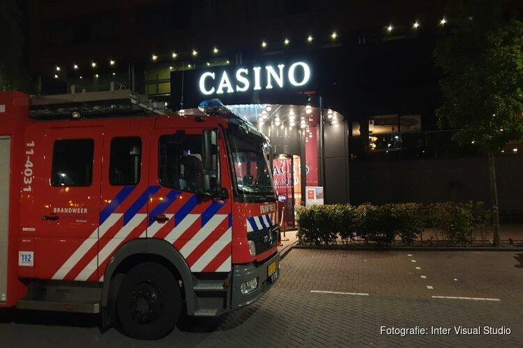 Brand op toilet casino Oostzaan