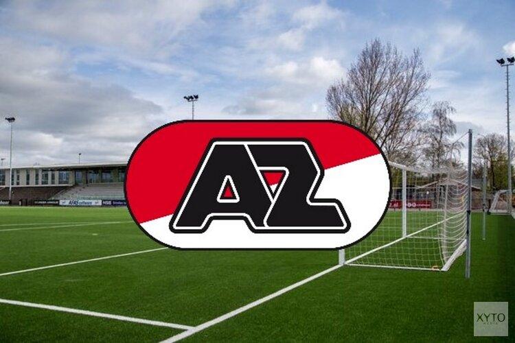 Puntendeling bij Jong AZ-FC Dordrecht