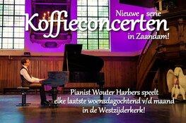 Koffieconcerten in Zaandam