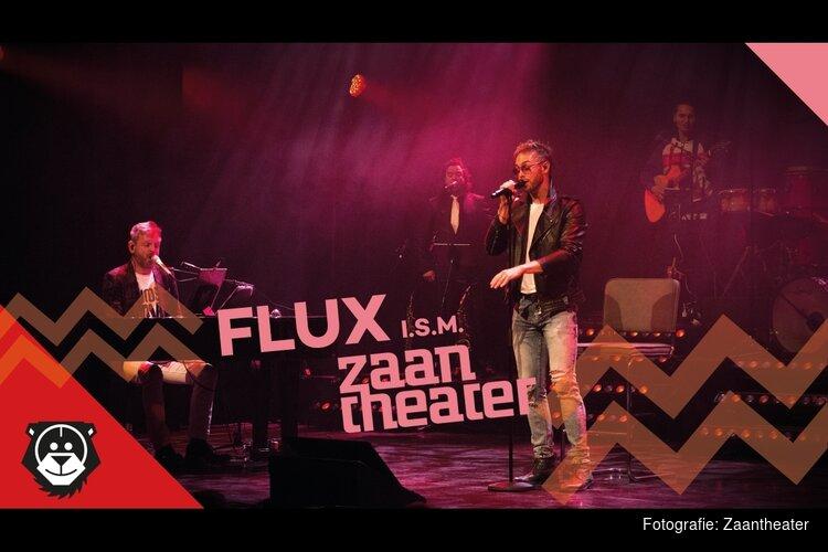 Programma Zaantheater en podium de Flux van de Maand september