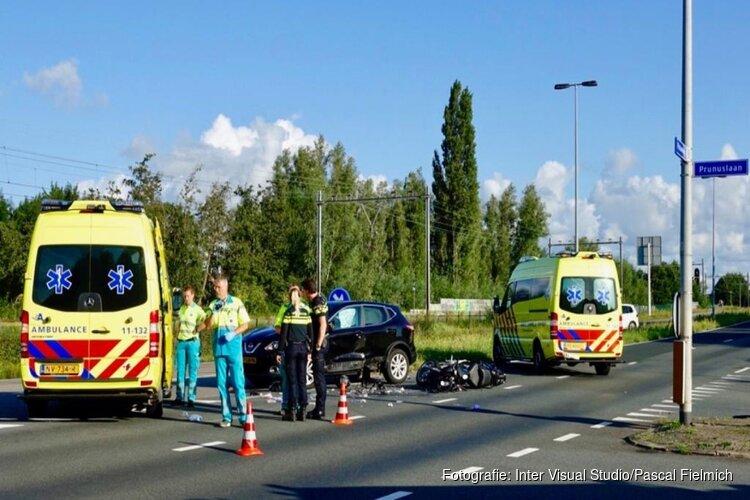Motorrijder overleden na ongeluk op kruispunt Zaandijk