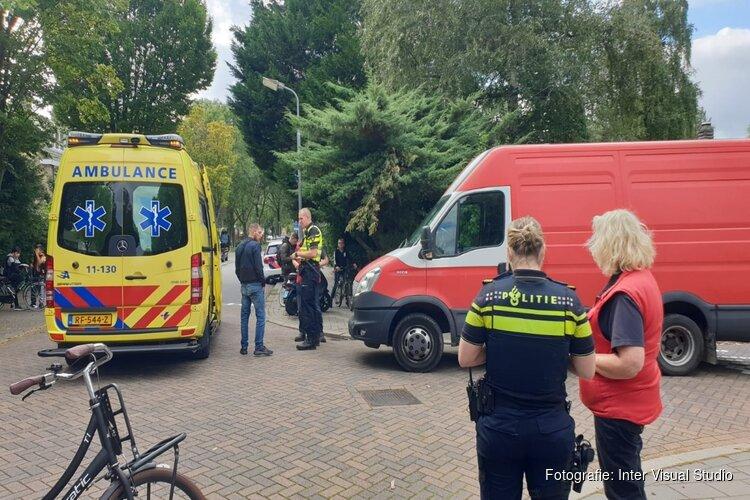 Fietser gewond in Zaandam-Poelenburg