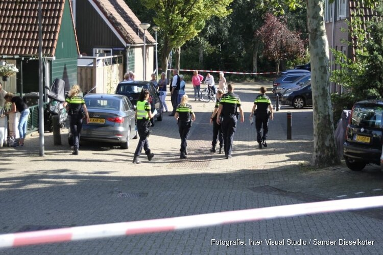 Slachtoffer van steekpartij in Zaandamse woonwijk is jongen (16) uit Heiloo